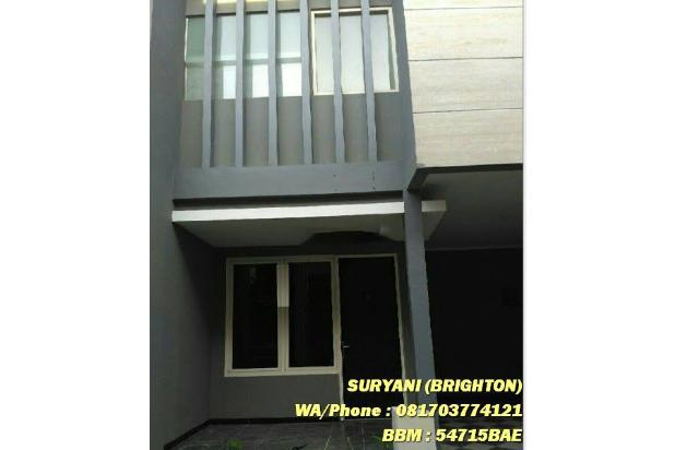 Dijual Rumah Murah dan Siap Huni di Mojo Regency One Surabaya 13960884