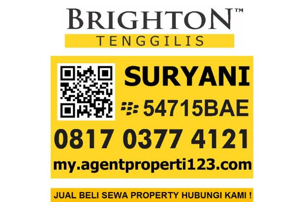 Dijual Rumah Murah dan Siap Huni di Mojo Regency One Surabaya 13960883