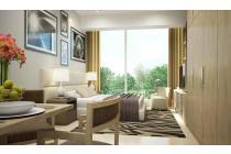 u residence apartement karawaci 1 bedroom coneccting supermal krwc