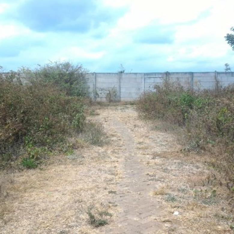 Tanah dijual 112m lebar 7m tirtomoyo kawasan araya malang