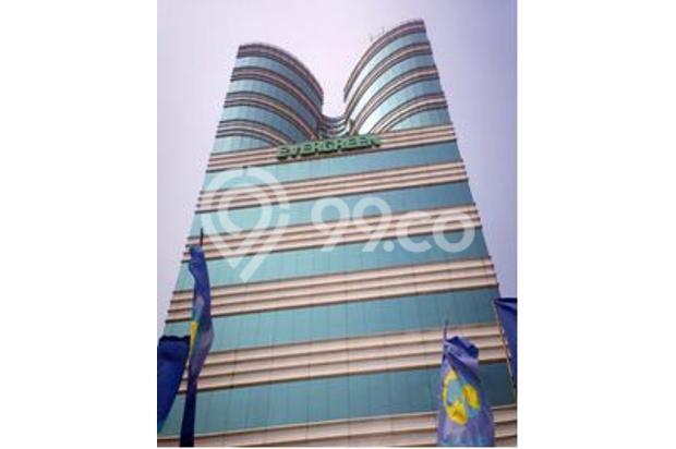 Disewa Ruang Kantor 1200 sqm di Mega Plaza, Kuningan, Jakarta Selatan 13535633