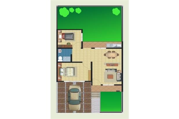 Kredit Tanah, Bangunan Cicil Ke Developer, Rumah Irit 40% 14371059