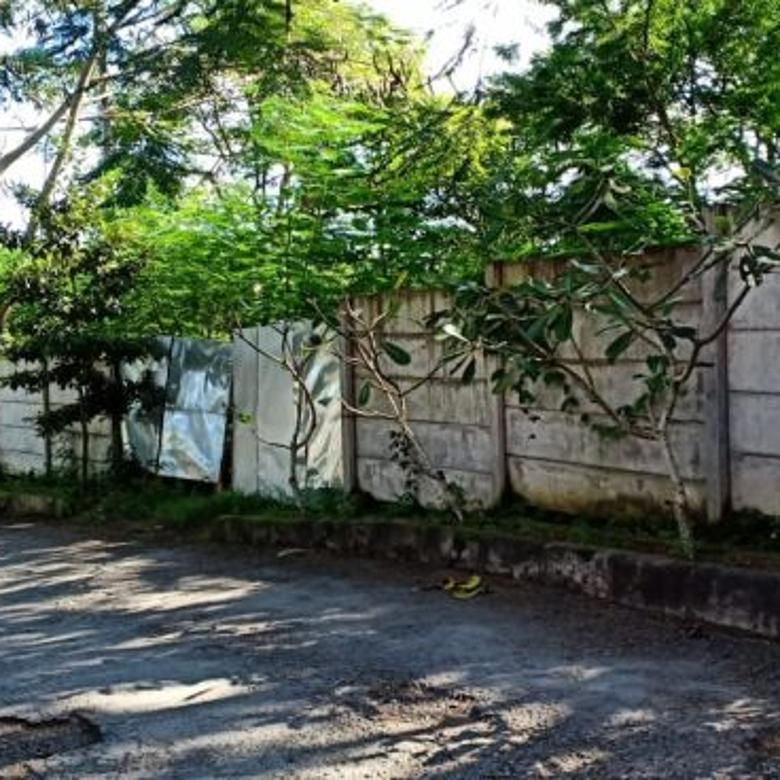 tanah di jalan utama taman mumbul,kawasan hotel dan villa