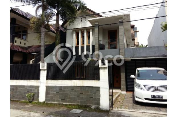 Rumah dijual di Sarijadi Bandung, Rumah kokoh dan terawat | Ri 13916792