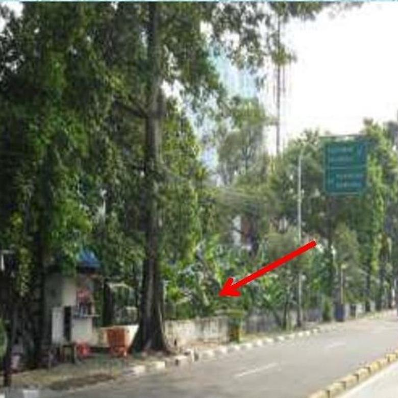 Tanah Kosong Jl Sultan Agung Setiabudi Jakarta Selatan  Lokasi pinggir jala