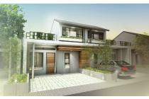 HARGA PROMO! Rumah Baru Murah di Arcamanik dengan konsep Minimalis