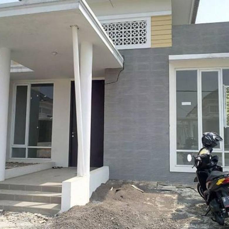 Dijual Rumah di Bukit Cimanggu City Cluster Charwood, Bogor AG777