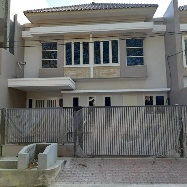 Dijual Rumah Baru gres di Putat Indah - Surabaya Barat