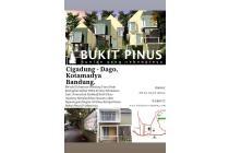 Kavling Siap Bangun Kotamadya Bandung : Cluster Bukit Pinus Cigadung