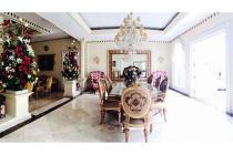 Dijual Rumah Mewah Siap Huni (6+3BR) Semi Furnished