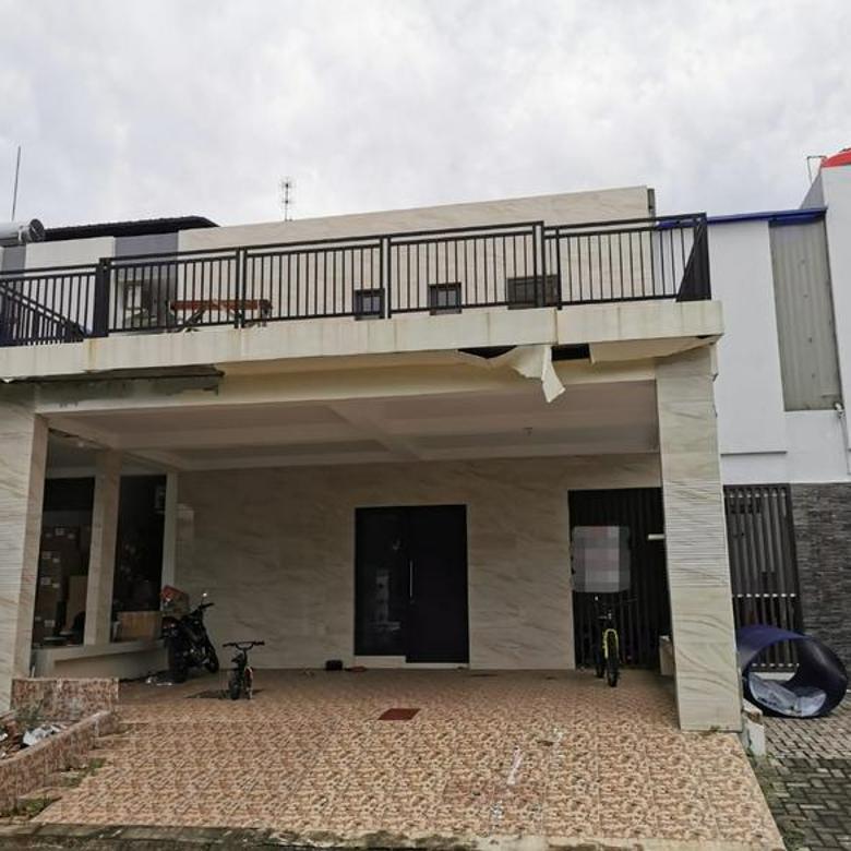 Rumah Di Casajardin Siap Huni Lokasi Ok Jalan Lebar Bebas Banjir Keamanan Terjamin