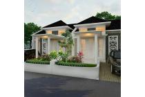 Rumah Sampangan minimalis type 40/120 kota semarang