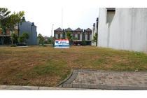 Kavling Cluster Regentown , BSD City Tangerang  Punggung ketemu Punggung