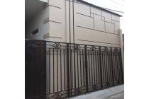 Kontrakan 4 pintu bangunan baru