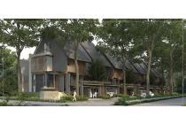 Rumah Cantik dikawasan elit BSD City dengan konsep resort
