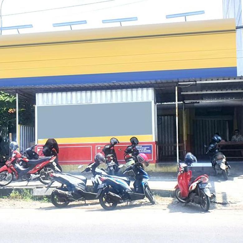 Rumah Untuk Usaha Di Jl. Tentara Pelajar, Lamper Kidul Semarang