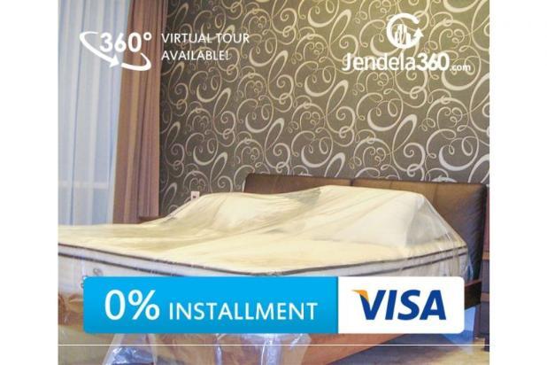 Botanica Apartment 2+1BR Full furnished (bisa cicilan 12x) 11065138