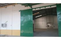 Disewakan Gudang Multiguna. LB 3600m. Dekat Tol Bitung, Jl, Raya Serang Km