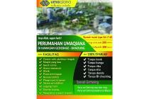 DIBUKA MURAH! Pemesanan Rumah Tipe36 di Komplek Islami Umaqiana Bandung