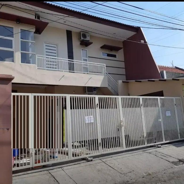 BU!! Home Industri 2 Lantai Harga Murah di lebak Arum Kenjeran