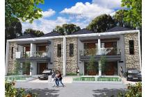Rumah 4 unit dijual di Dukuh Kupang Surabaya dengan lokasi strategis
