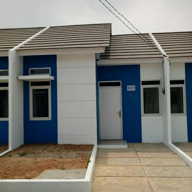 Disewakan murah Rumah baru di Citra Raya Cikupa