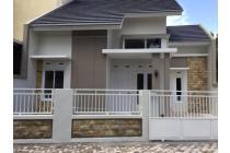 Info Hunian Bangunan Baru, Dekat UII, Harga 600Jutaan