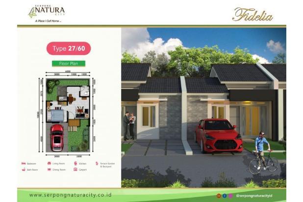 Rp661jt Rumah Dijual