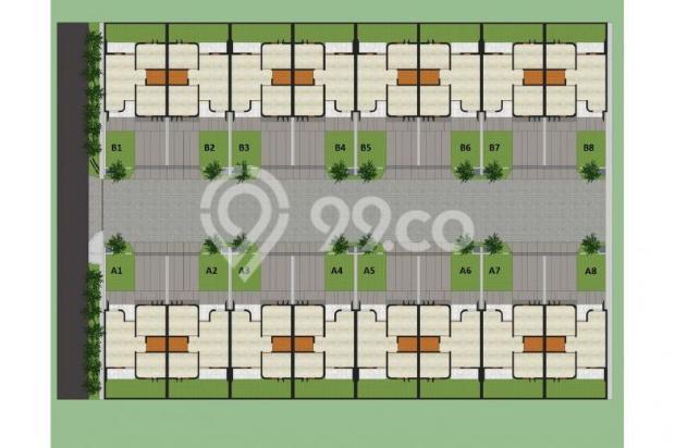 Rumah 580 Jutaan Tanah 144 Meter di Bedahan Sawangan Depok 9490020