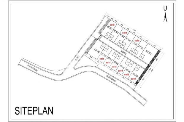 Rumah 580 Jutaan Tanah 144 Meter di Bedahan Sawangan Depok 9490022