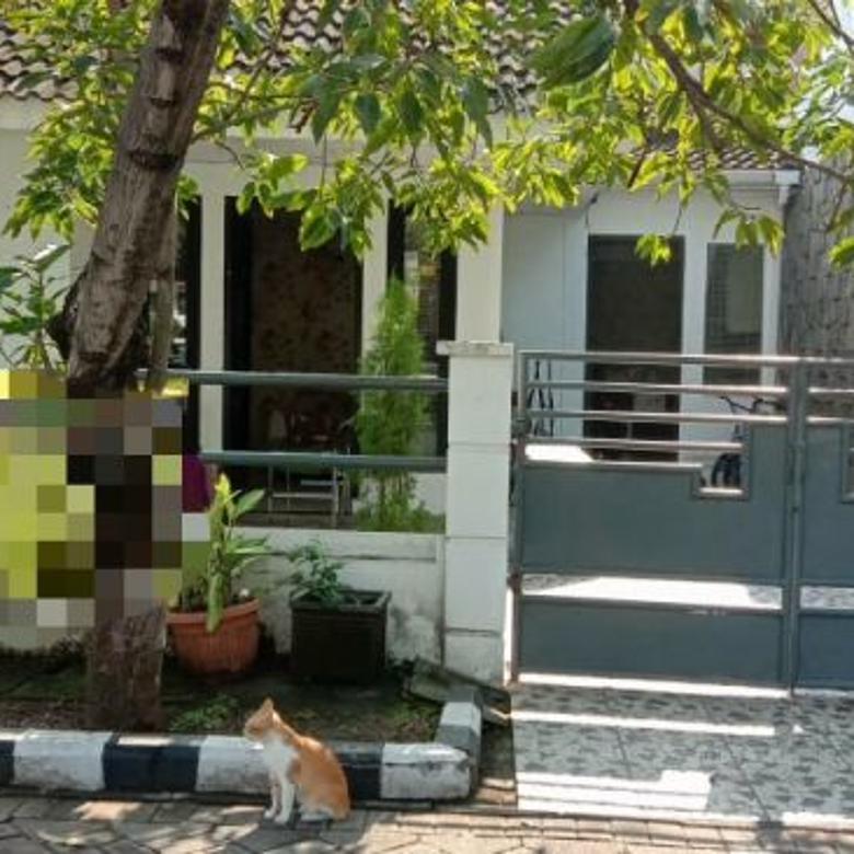 Rumah SIAP HUNI Di Babatan Pilang Surabaya Lokasi STRATEGIS