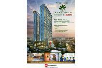 Apartemen Taman Melati di Educity segitiga emas Surabaya