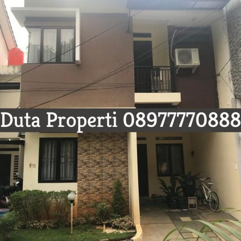 Dijual Rumah 2 Lt Di Diamond Residence, Cirende
