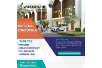 Jual Villa Desain Modern Promo Full Furnished Di Puncak