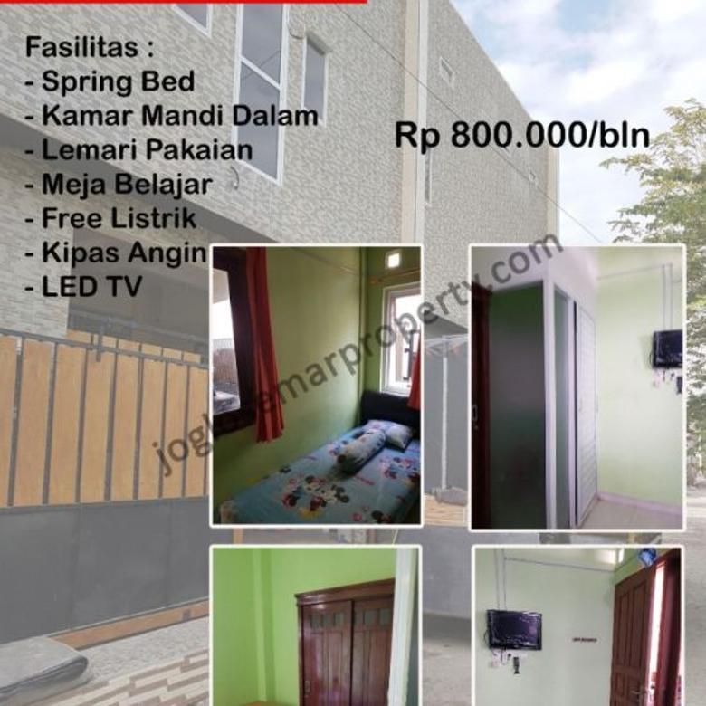 Kost Putra Dekat UMS dan ATMI - Home Green 01 -