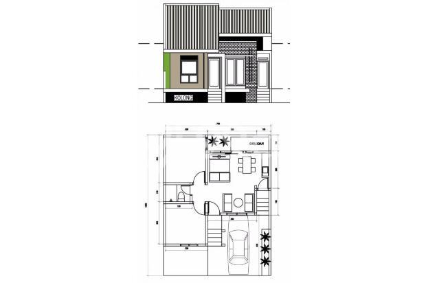 Perumahan di Setia Budi Bandung , cicilan flat tanpa bunga selama 10 tahun 14117980