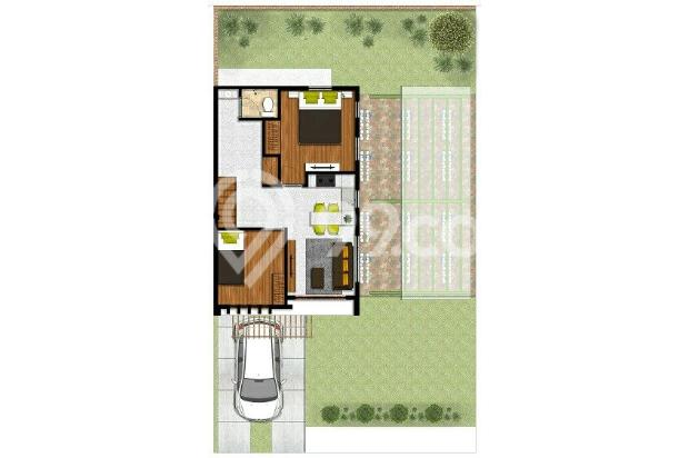 Perumahan di Setia Budi Bandung , cicilan flat tanpa bunga selama 10 tahun 14117985