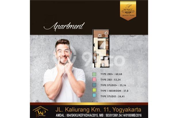 Investasilah di Apartmen Yang Jelas Legalitasnya, Murah Rp. 200 Jutaan 18274561