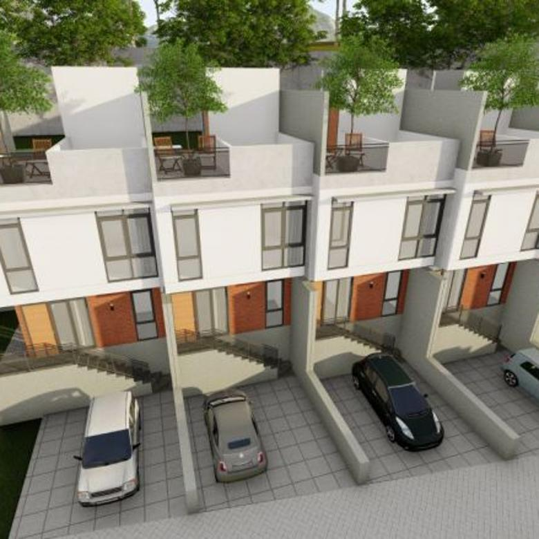 Rumah Vila Ubud Sky Garden Resort Mewah Harga Murah 500 Jutaan