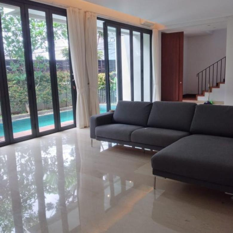 For Sale Urban Tropical-Style House at Cipete