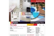Dijual Apartemen Pluit Sea View 2BR Lokasi Strategis, Jakarta
