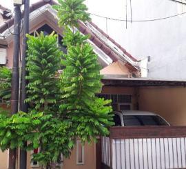 rumah siap huni di taman harapan baru