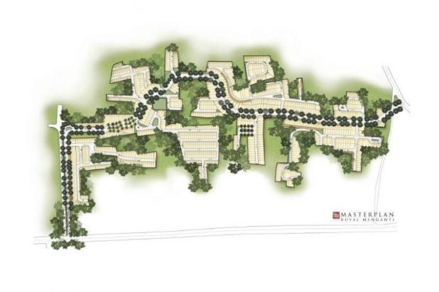 Royal Residence 2 Menganti 700Jtaan Cicilan 4jtaan Murah 15789791
