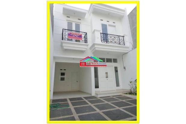 Rumah Baru 2 lantai lux bagus di Tebet Barat Siap huni carport bisa 3 mobil 15535530
