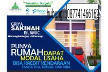 Rumah Syariah cikaranh bekasi