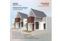 Sadina Residence 1 Lantai Nempel Jalan Tol Sawangan Depok