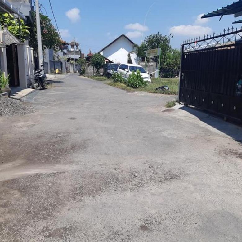 Tanah Di Jln Dewata Denpasar Bali Dekat Ke Renon,Sesetan,Sanur