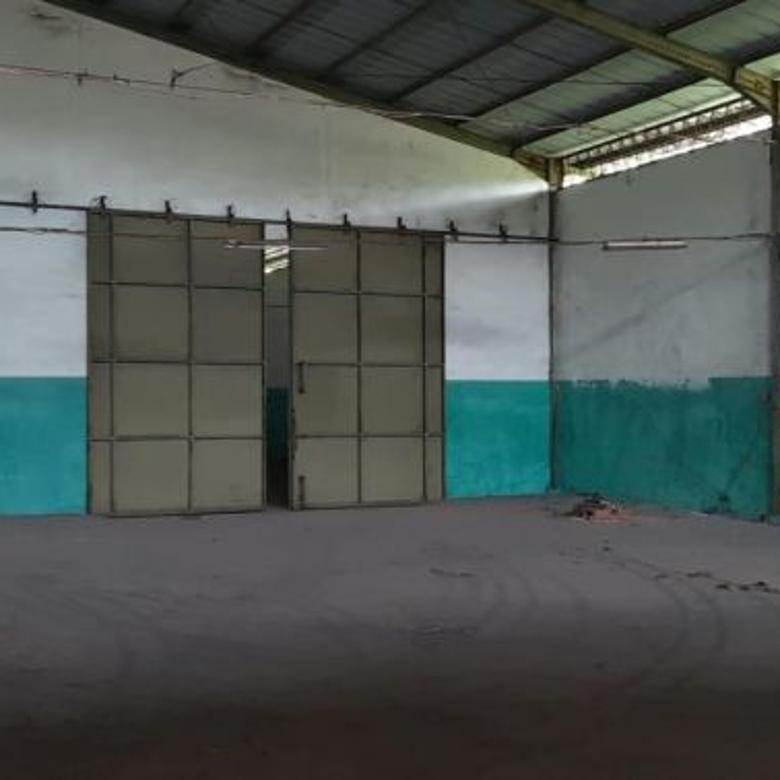 Dijual Pabrik Luas Sangat Strategis di Cikupa Mas Tangerang