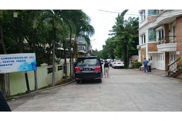 Dijual Rumah 2 Lantai Hoek Siap Huni di Gading Ayu, Jakarta Utara 13961097