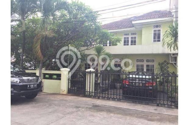 Dijual Rumah 2 Lantai Hoek Siap Huni di Gading Ayu, Jakarta Utara 13961100